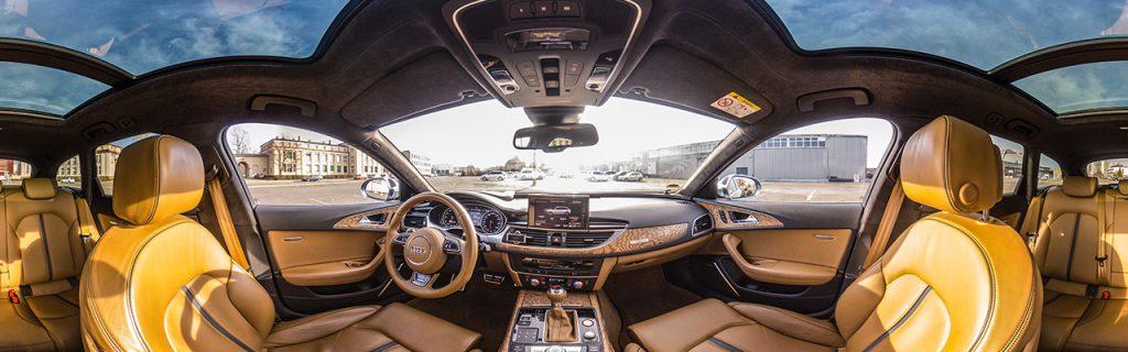 panomago 360° Cars