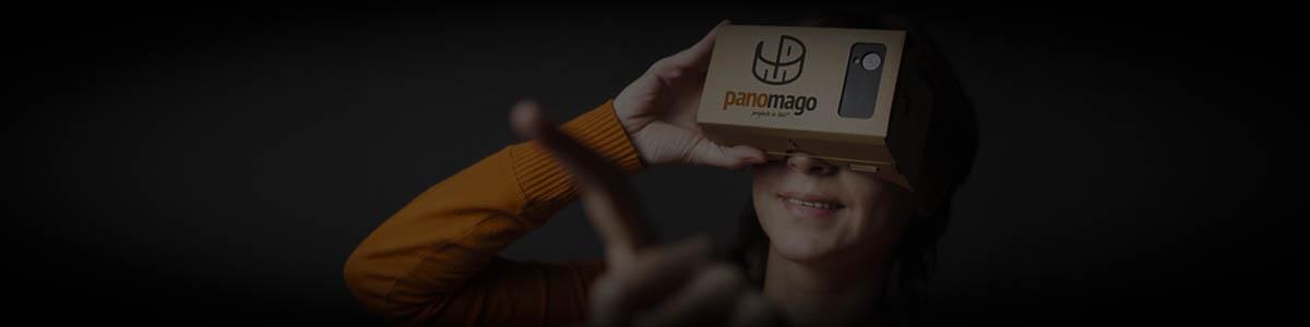 Panomago VR-Brille